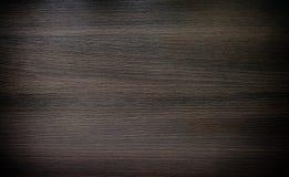 Ciemny Drewniany Tło Zdjęcia Stock
