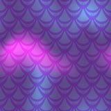 Ciemny fiołkowy syrenki tło Zimne gamma iryzują tło Zdjęcia Royalty Free