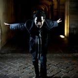 ciemny mężczyzna Zdjęcia Stock