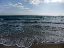 ciemny morza obrazy royalty free