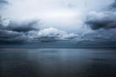 ciemny morza Zdjęcia Royalty Free