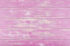 Ciemny purpurowy drewniany tło Zdjęcia Stock