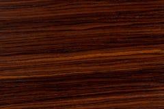 Ciemny rosewood tło, naturalna drewniana tekstura z wzorami obrazy stock