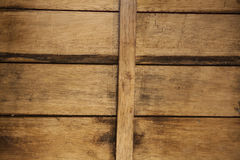 Ciemny stary drewniany tło dla restauracyjnego menu Tło dla ulotek, wino listy, menu, biznesowy lunch Fotografia Royalty Free