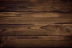 ciemny tekstury drewna Fotografia Royalty Free