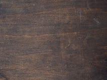 ciemny tekstury drewna Obraz Royalty Free