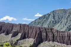 Cienaga, Quebrada de Humahuaca, Jujuy, Argentina. Stock Photo