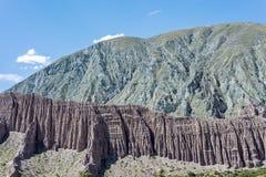 Cienaga, Quebrada de Humahuaca, Jujuy, Argentina. Stock Images