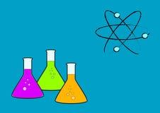 Ciencia Ilustración del Vector