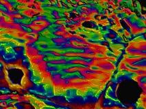 Ciencia abstracta Foto de archivo libre de regalías