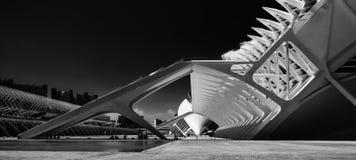 Ciencias de los las de Ciudad de las artes y Fotografía de archivo libre de regalías