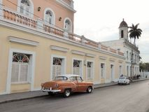 cienfuegos Κούβα Στοκ φωτογραφία με δικαίωμα ελεύθερης χρήσης