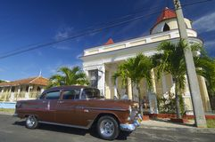 Cienfuegos Стоковые Фотографии RF