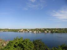Cienfuegos-Bucht Stockfotos