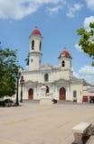 Cienfuegos Cathederal Imágenes de archivo libres de regalías