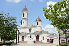 Cienfuegos Cathederal Fotos de archivo libres de regalías