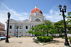 Cienfuegos city hall Stock Image