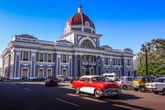 Cienfuegos City Hall, Cuba Royalty Free Stock Image