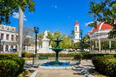 Cienfuegos, Kuba stockfotografie