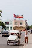 CIENFUEGOS, KUBA Zdjęcia Royalty Free