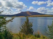 Cienia Butte Fotografia Royalty Free