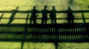 cienie Zdjęcie Stock