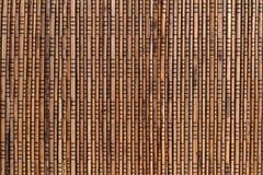Cienka bambusowa tekstura Zdjęcie Stock