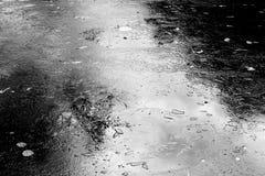 cienki lód Obrazy Stock