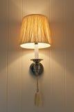 Ścienna klasyk Lampa Obraz Stock