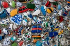 Ścienna mozaika Obrazy Stock