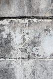 Ściennego sterta ceglanego bielu brudna tekstura obrazy royalty free