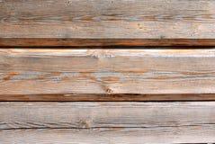 ścienny drewniany Zdjęcia Stock