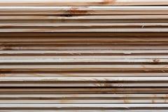 Ścienny drewniany Zdjęcie Stock