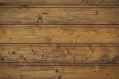 ścienny drewniany Zdjęcia Royalty Free