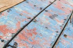 ścienny drewniany drewno powierzchniowe Obrazy Stock