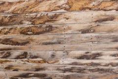 ścienny drewniany drewno powierzchniowe Zdjęcia Royalty Free
