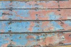 ścienny drewniany drewno powierzchniowe Fotografia Royalty Free