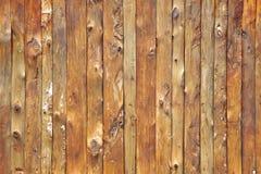 ścienny drewno Zdjęcie Stock