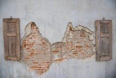 Ścienny Stary obrazy royalty free