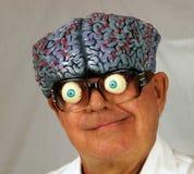 Científico enojado Imagen de archivo