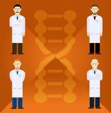 científicos libre illustration