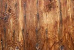 Cientos años de madera Imagen de archivo libre de regalías