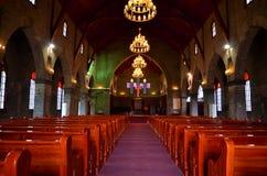 Cientos historias del año de China de la iglesia Fotos de archivo