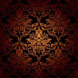 ciepła bezszwowa tapeta Zdjęcie Royalty Free