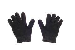 Ciepłe rękawiczki Fotografia Royalty Free