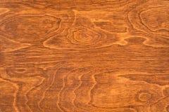 Ciepły Drewniany tło Fotografia Stock
