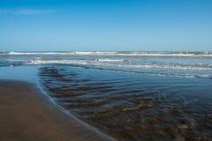Ciepły lata morze, kipiel fotografia royalty free