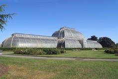 cieplarnia charcica Kew ogródy, Londyn, Anglia obraz stock