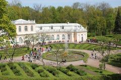 Cieplarnia ogród Zdjęcie Royalty Free