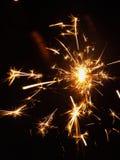 Cierge magique Image stock